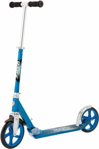 Razor A5 Lux Kick Scooter-Blue