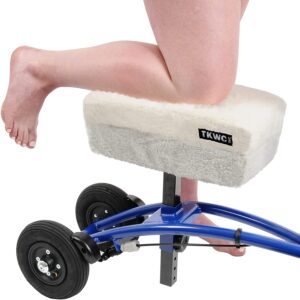 Knee Scooter Comfy Cushion by TKWC INC